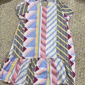 Other - A little girls really cute ruffle tee shirt.